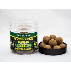 130g-20mm Legend range Vyvážené boilie : WINTER FISH_MYSTIC SPICE