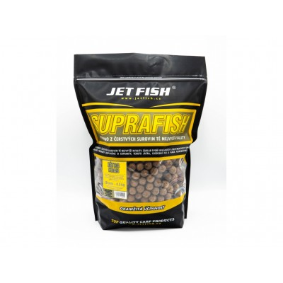 4,5kg-20mm Supra Fish boilie : JÁTRA / KRAB