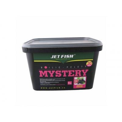 Mystery boilie 3kg - 20mm : JAHODA/MORUŠE