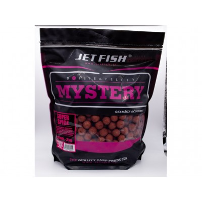 Mystery boilie 3kg - 20mm : SUPER SPICE
