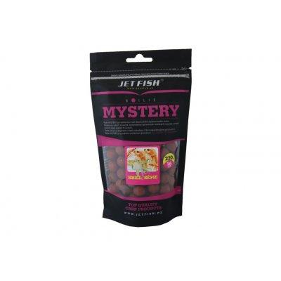 Mystery boilie 220g - 16mm : KRILL/SÉPIE