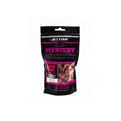 Mystery boilie 250g - 20mm : SUPER SPICE