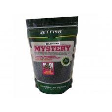 1kg pelety Mystery : OLIHEŇ/CHOBOTNICE
