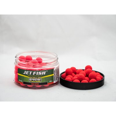 40g-12mm method pop up : RED SPICE