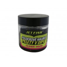 Feederové halibut pelety v dipu 120g - 12mm : OLIHEŇ