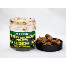 Legend Range - Boosterované pelety 120g - 12mm : WINTER FISH_MYSTIC SPICE
