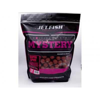 Mystery boilie 3kg - 24mm : SUPER SPICE
