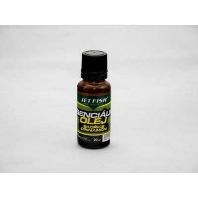 Esenciální olej 20ml : Skořice