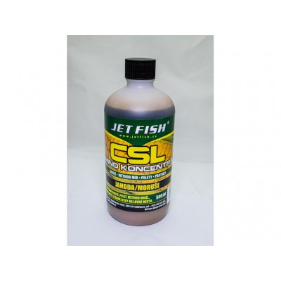 CSL amino koncentrát : JAHODA/MORUŠE 500 ml