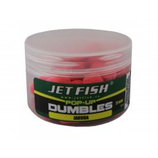 Fluoro pop-up dumbles 11mm : jahoda
