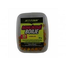 Rohlíkové boilie 30g - 10mm : vanilka