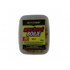 Rohlíkové boilie 30g - 10mm : Med