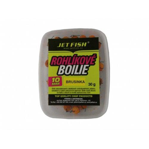 Rohlíkové boilie 30g - 10mm : Brusinka