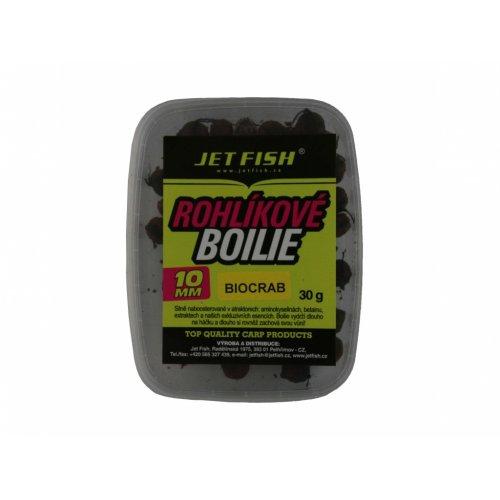 Rohlíkové boilie 30g - 10mm : Biocrab
