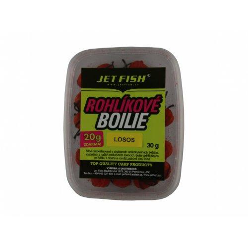 Rohlíkové boilie 30g : Losos