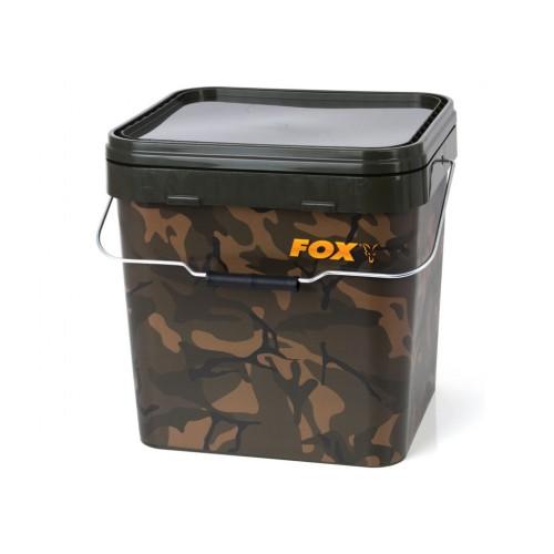 Fox Camo Square Kbelík 5L