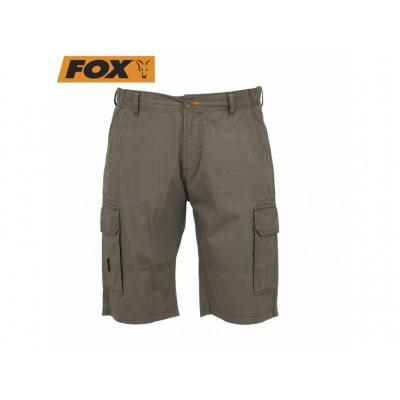 Fox Kraťasy Chunk Heavy Twill Cargo Grey : vel. XXL