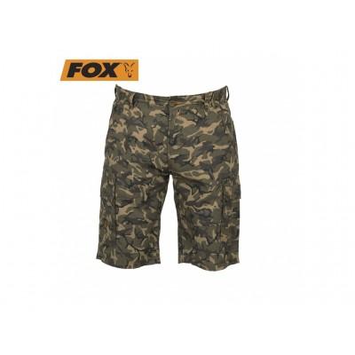 Fox Kraťasy Chunk Lightweight Cargo Camo : vel. XXXL