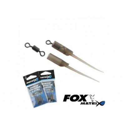 Fox Matrix převleky na obratlík Horizon Protector Sleeves (Standartní velikost)