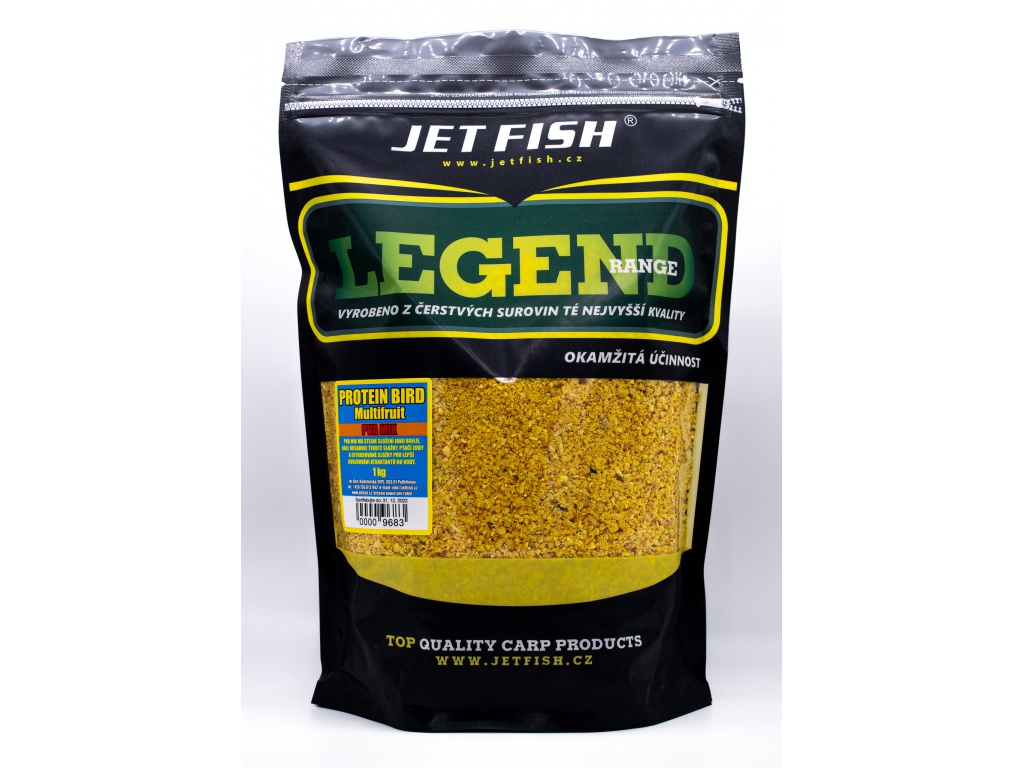 PVA mix JetFish Legend Range 1kg Protein Bird