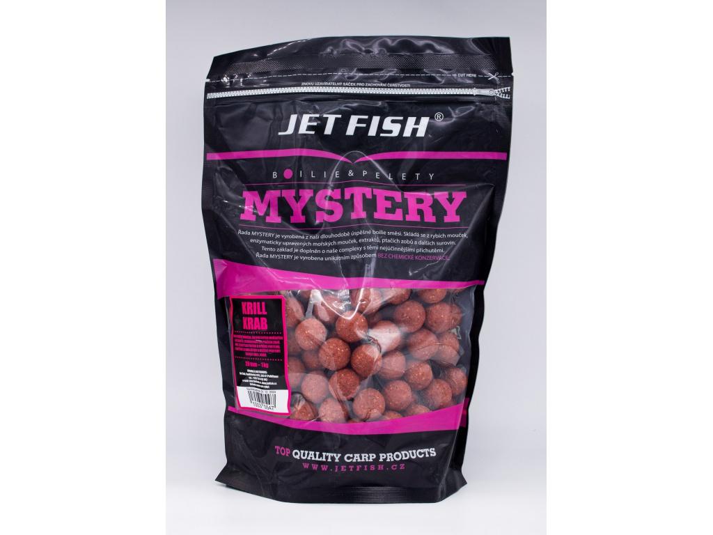 Boilie JetFish Mystery 1kg 20mm Krill/Krab