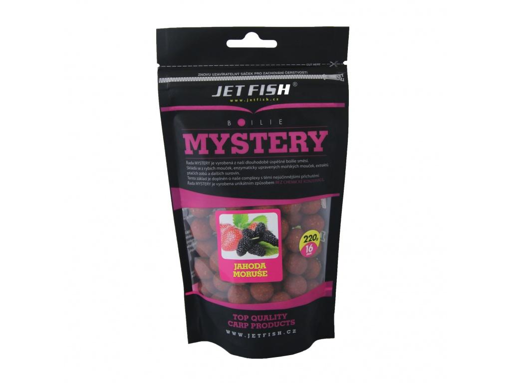 Boilie JetFish Mystery 220g 16mm Krill/Krab