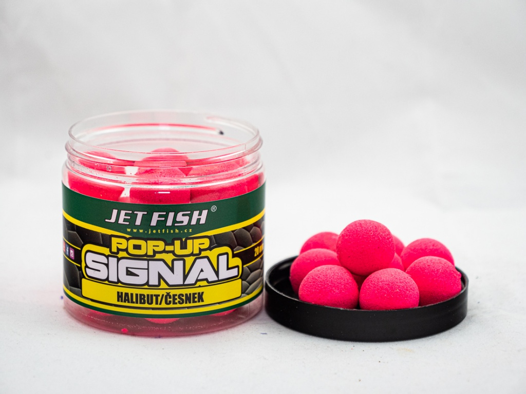 POP - UP Signal 20mm : česnek
