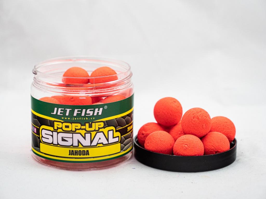 POP - UP Signal 20mm : jahoda