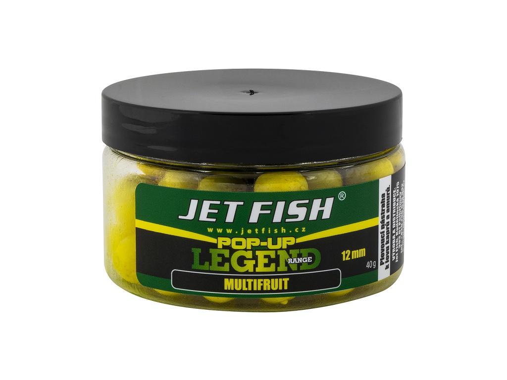 Pop Up JetFish Legend Range 12mm Rak