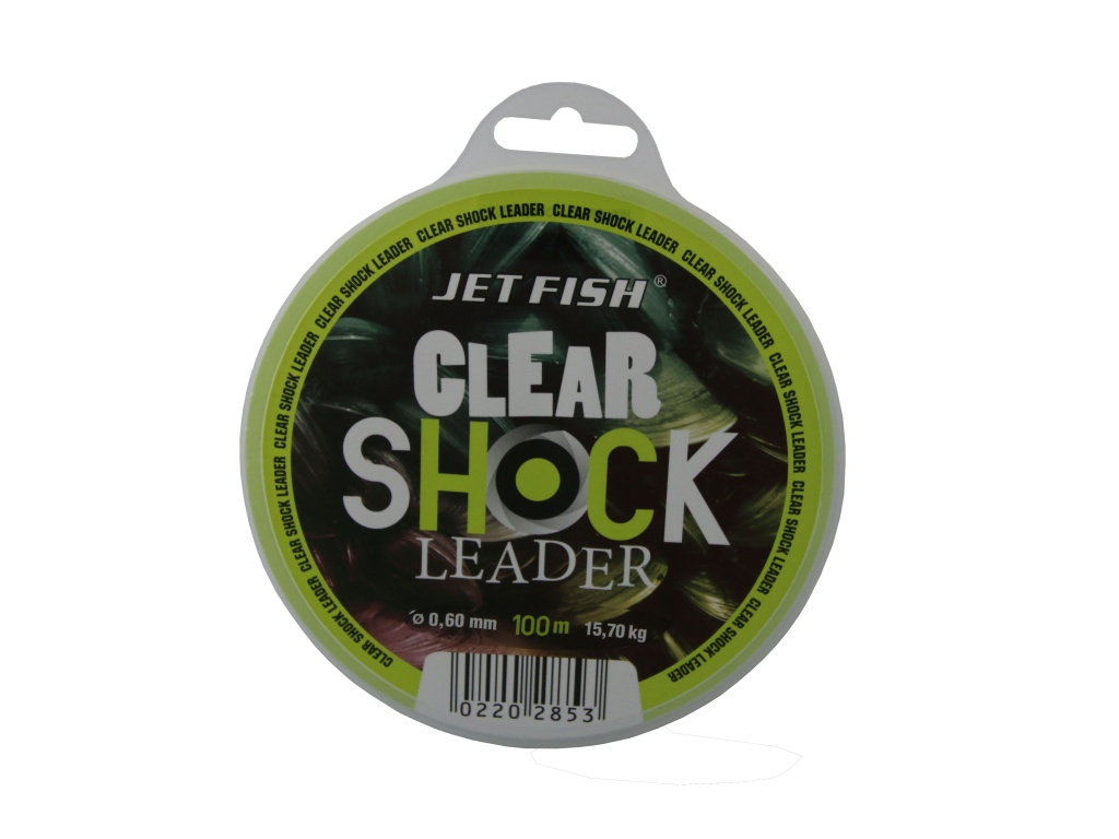 100m Clear Shock Leader : 0,60